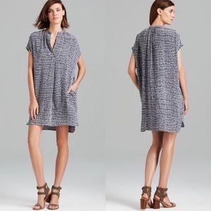 Vince Silk Dress W/ Pockets